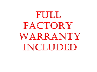 Factory Recertified Embroidery Machines