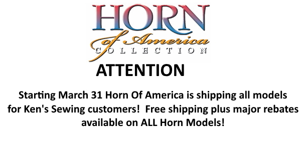 Horn of America Sewing Cabinets