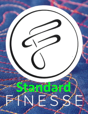 Grace Finesse Quilting Thread Standard Colors