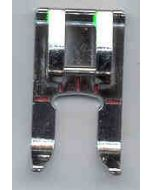 Brother SA186 Open Toe Foot - Metal Snap On