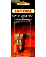 Janome Coverpro Center Guide Foot for 1000CPX 2000cpx