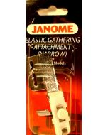 Janome Coverpro 900cpx 1000 Elastic Gathering Attachment Narrow for Underside
