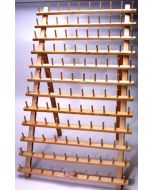 Thread Stand Wooden for 120 Spools
