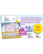 Children's Perfect Placement Kit for Embroidery Designs