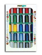 Exquisite Holiday Embroidery Thread Set