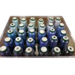Exquisite 30 Shades of Blue Embroidery Thread Set