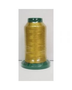 Exquisite Bright Gold 2 Embroidery Thread 2519 - 5000m