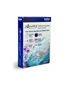 Brother Quattro 6000D Embroidery Software Upgrade
