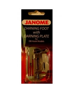 Janome Darning Foot with Darning Plate for 1600P Series