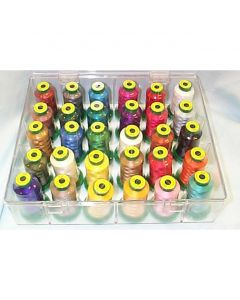 Exquisite 30 Popular Colors Embroidery Thread Set
