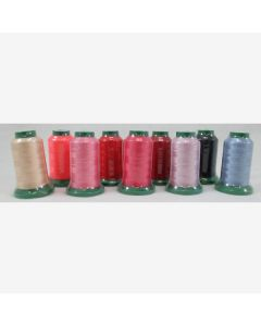 Exquisite Valentine Embroidery Thread Set