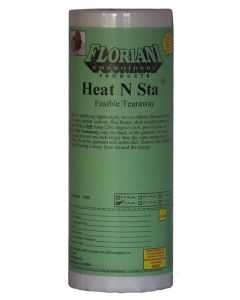 Floriani Heat N Sta Fusible Tearaway Stabilizer