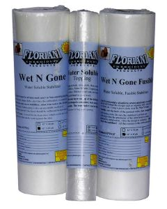 Floriani Wet N Gone Water Soluble Stabilizer