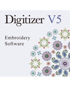 Janome Digitizer MBX Software V5