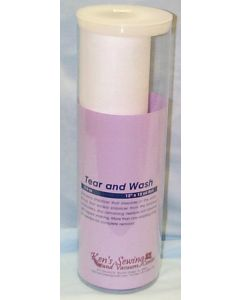 Ken's Sewing Tear N Wash Embroidery Stabilizer