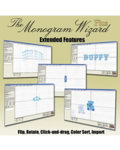 Monogram Wizard Plus Extended Features