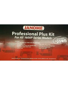Janome Professional Plus Kit for 1600 Series