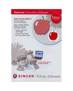 Singer Auto CrossStitch Embroidery Software