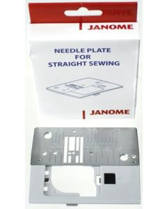 Straight Stitch Needle Plate for 6019QC, 6215QC, 6260QC