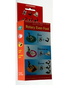 Janome Rotary Even Feed Foot Set