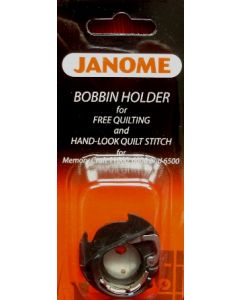 Janome Low Tension Bobbin Holder for Free Motion Quilting 6500P