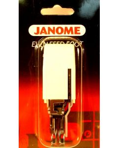 Janome 1600 Series Even Feed Foot