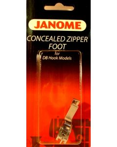 Janome 1600 Series Concealed Zipper Foot