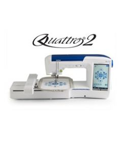 Brother Quattro 2 6700D Embroidery Machine
