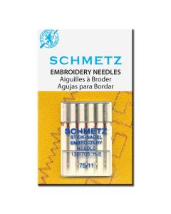 Schmetz Embroidery Machine Needles