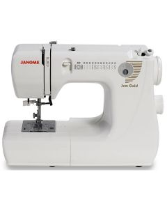 Janome Jem Gold 660 Sewing Machine Customer Return