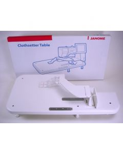 Janome Clothsetter 11000 Placement Tool and Table