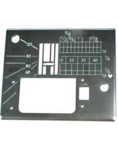 Janome Needle Plate for MC6600 Elna 7300