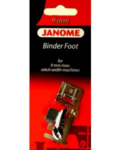 Janome Binder Foot 9mm