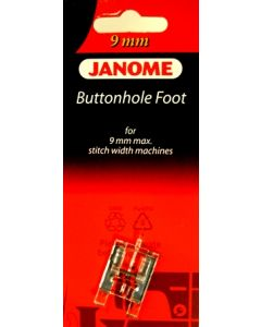 Janome Buttonhole Foot 9mm