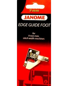 Janome Edge Guide Foot 9mm
