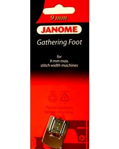 Janome Gathering Foot 9mm