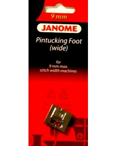 Janome Pintuck Foot Wide 9mm