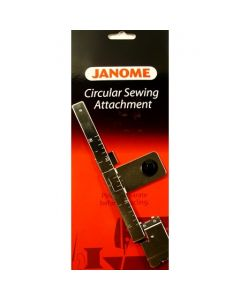 Janome Circular Sewing Machine Attachment