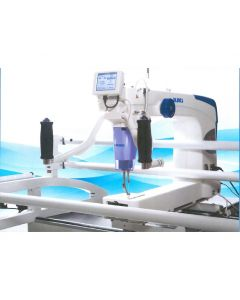 Juki TL-2200 QVP Quilt Virtuoso Pro Long Arm Quilting Machine