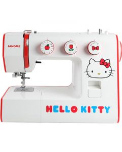 Janome Hello Kitty Sewing Machine 15822