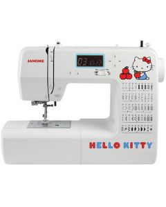 Janome 18750 Hello Kitty Sewing Machine