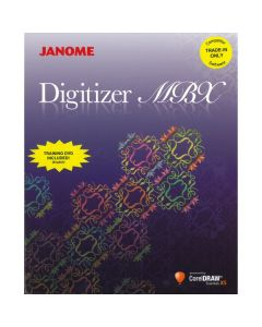 Janome Digitizer MBX 4.0 Embroidery Software
