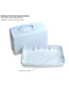 Hard Shell Free Arm Sewing Machine Case
