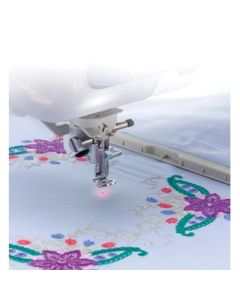 Brother SA197 Droplight Embroidery Foot with LED Pointer