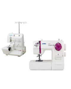 Juki 644D and 29z Sewing Machine & Serger Combo
