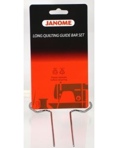 Janome Sewing Machine Long Bar Quilting Guide Bar Set