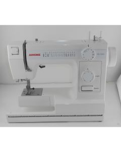 Janome HD1000 Heavy Duty Treadle Sewing Machine