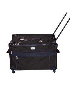 "TUTTO 24"" Sewing and Embroidery Machine Trolley in Black"