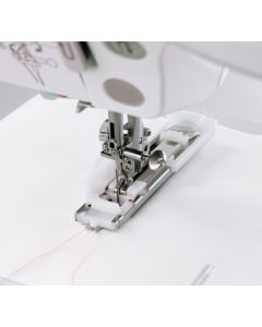 Janome Sliding Buttonhole Foot with Button Sizer