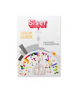 Siser Vinyl Color Guide with Actual Product Samples